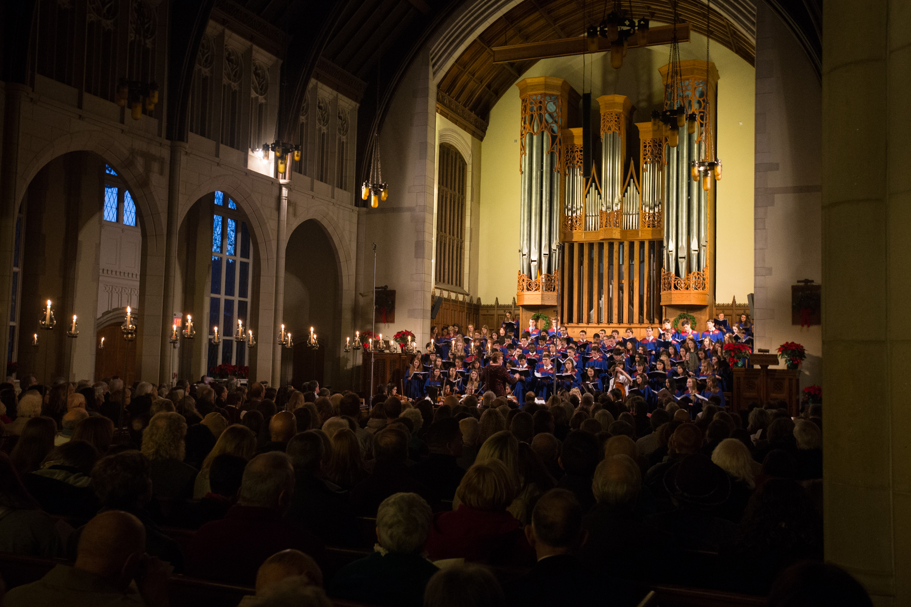 2014 NMH Christmas Vespers